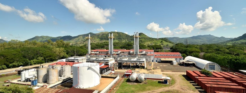Energía eléctrica en Honduras