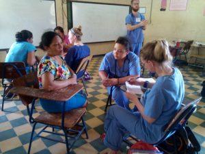 Lufussa provides medical teams
