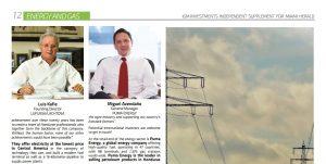 Prensa internacional reconoce el trabajo de Lufussa