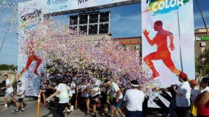Lufussa Color Marathon 2016