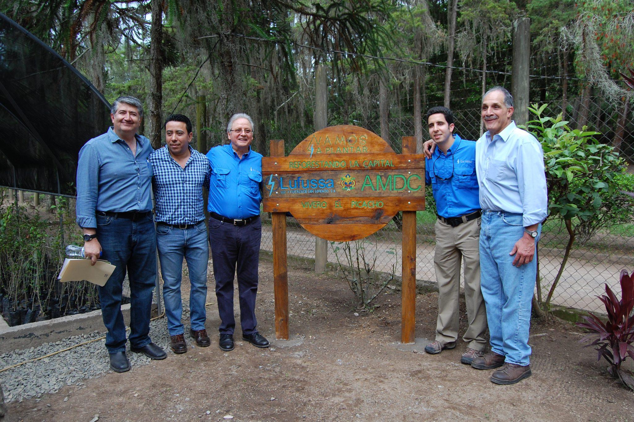 Inaugurado vivero municipal construido por lufussa lufussa for Vivero municipal