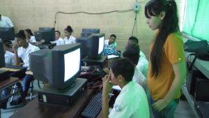 Lufussa imparte cursos de computación