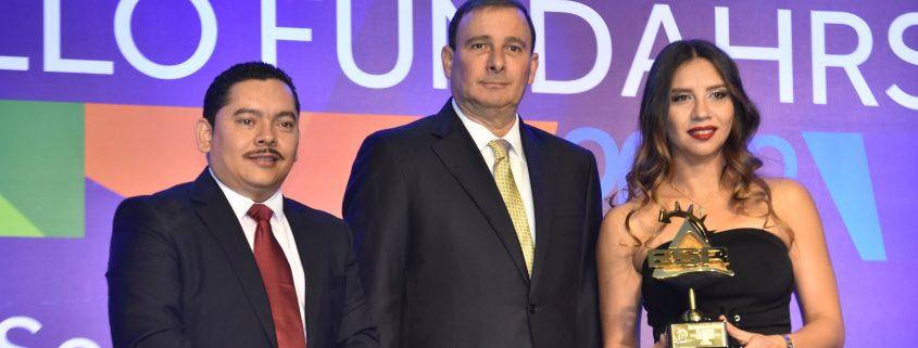 Entrega de sello Fundahrse a Lufussa 2018