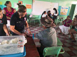 Lufussa sigue llevando salud a la zona sur con sus brigadas médicas