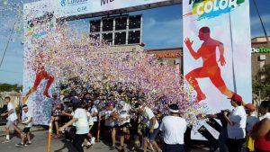Lufussa Color Marathon 2016