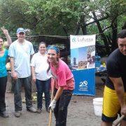 Lufussa brinda ayuda social a comunidades de la zona sur